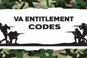 VA Entitlement Codes