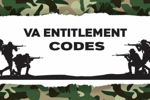 VA ENTITLEMENT CODES